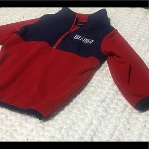 Tommy Hilfiger Boys Pullover Jacket